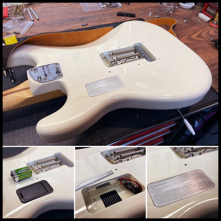 Fender Stratocaster Roadhouse Deluxe Custom
